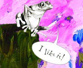 『like』