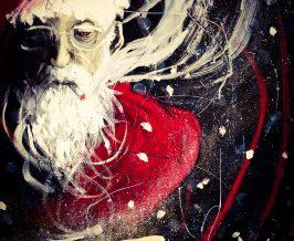 ライブペイント『santa – October – 』