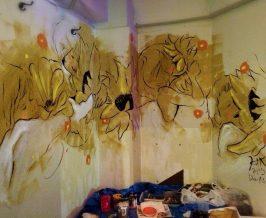 Never Rand 壁画