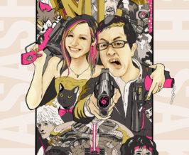 ウェウカムボード『Masashi&Chisaki』