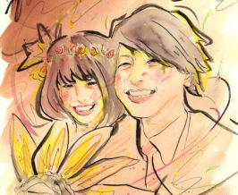 個人依頼『Yuzo & Annna』